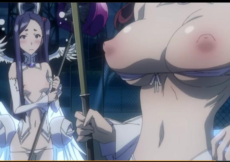 凛々しい魔法少女の姿からはみ出んばかりのおっぱい乳首を堪能する!